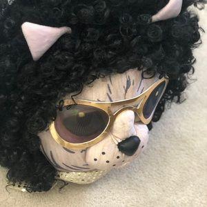 Plush Halloween Adult Mask